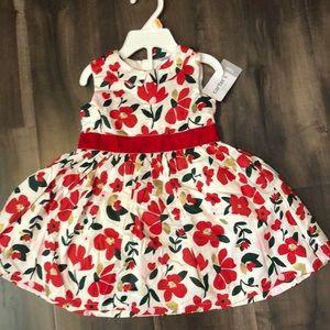Baby girls dress set.